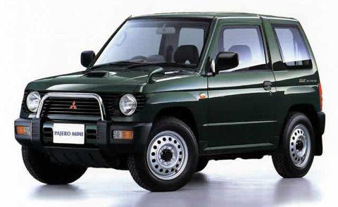 1995 Mitsubishi Pajero Mini