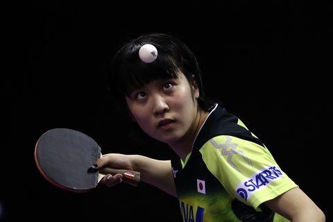 Shinhan Korean Open - Day 1 平野美宇