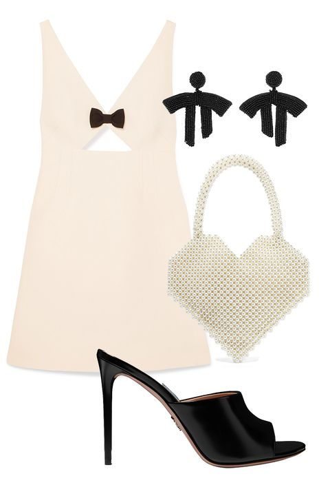 Dinner party outfit ideas - party outfits