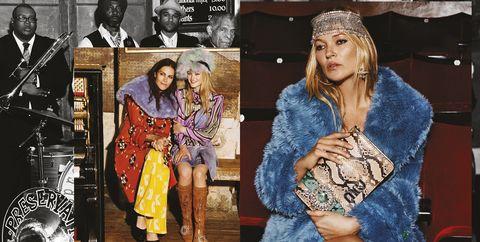 Denim, Musical instrument, Headgear, Fashion, Natural material, Fur, Headpiece, Fur clothing, Hair accessory, Animal product,