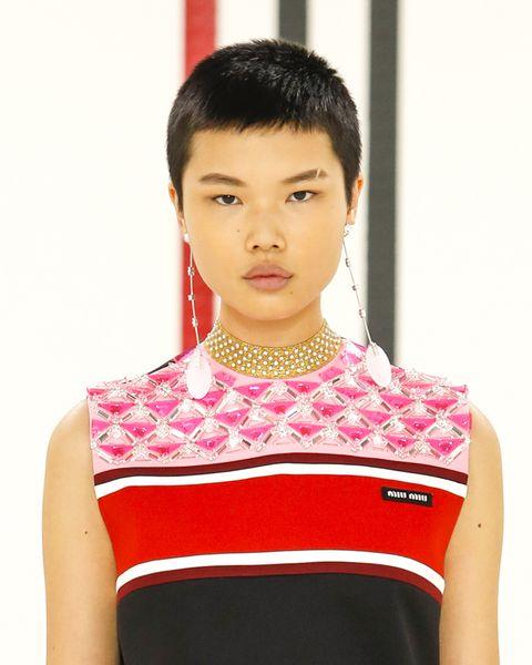 best earrings of paris fashion week ss21