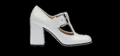 Footwear, High heels, White, Shoe, Bridal shoe, Mary jane, Sandal, Court shoe, Basic pump, Beige,