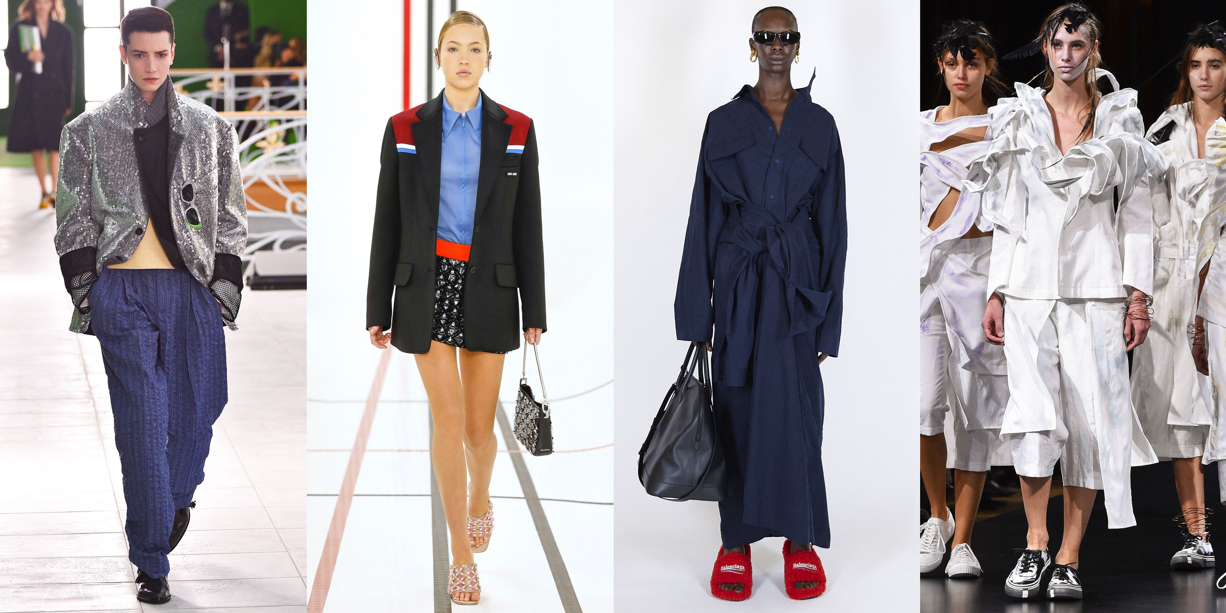Paris Fashion Week Spring and Summer 8: The Best Looks