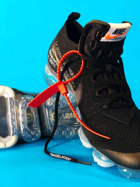 e2ad1bf2480f Virgil Abloh s New Nike VaporMaxes Deserve the Hype. Mark Your ...