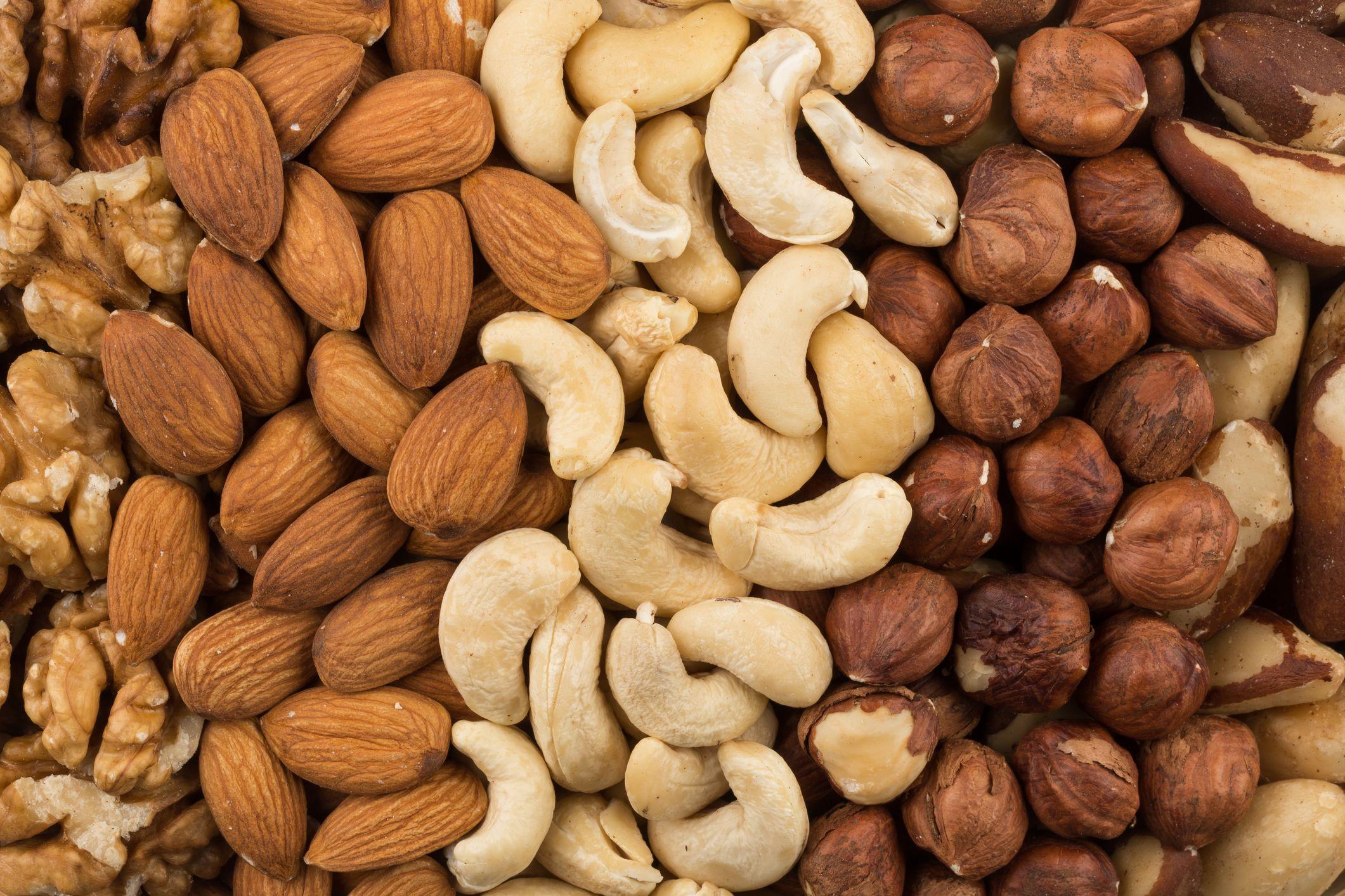 cuales son los mejores frutos secos para la salud