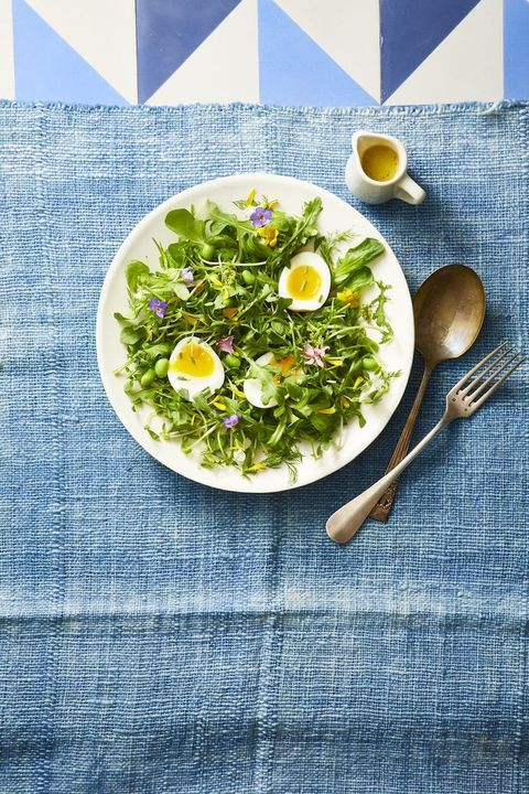 Mixed Green and Herb Toss Salad