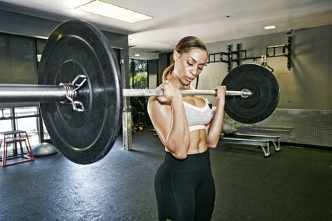 Powerlifting Helped Heal My Relationship With My Body