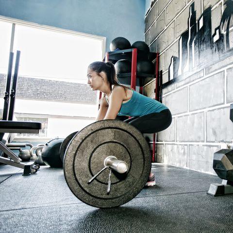 strength training to run faster
