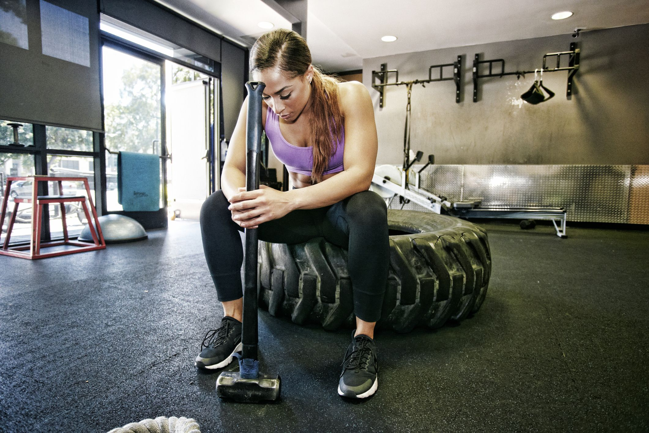 Your Fitness Plateau And Sleep Problems Might Actually Be A Sign You're Overtraining