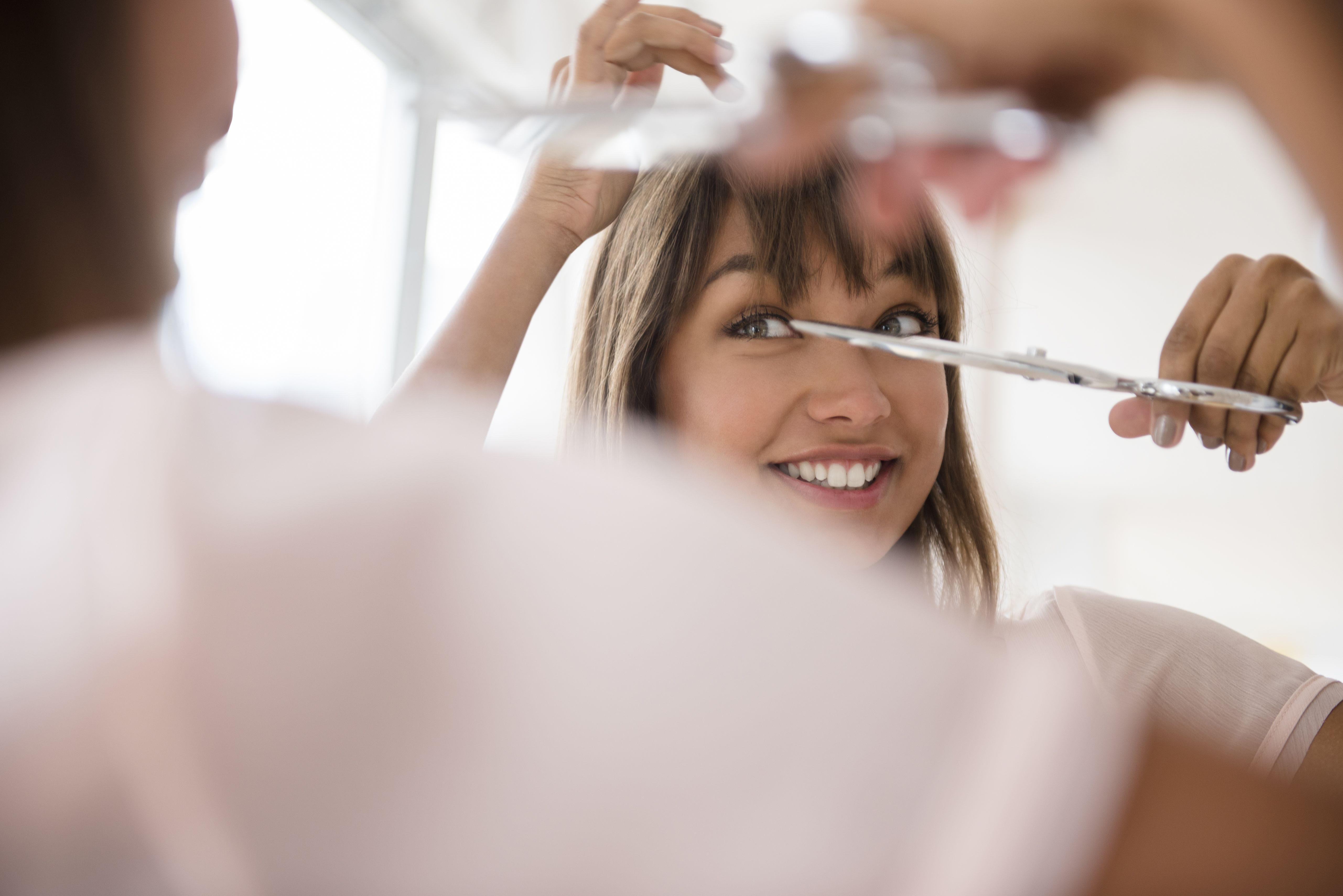 13 Ways to Cut Your Own Hair At Home Like a Pro