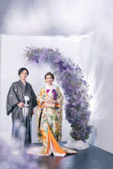 オフィシャル・ブライズたちの艶やかな和の花嫁姿 miyuさん