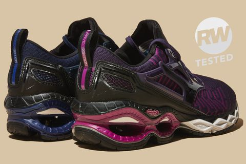 Squash More Miles—Not Your Midsole—in the Mizuno Wave Creation Knit