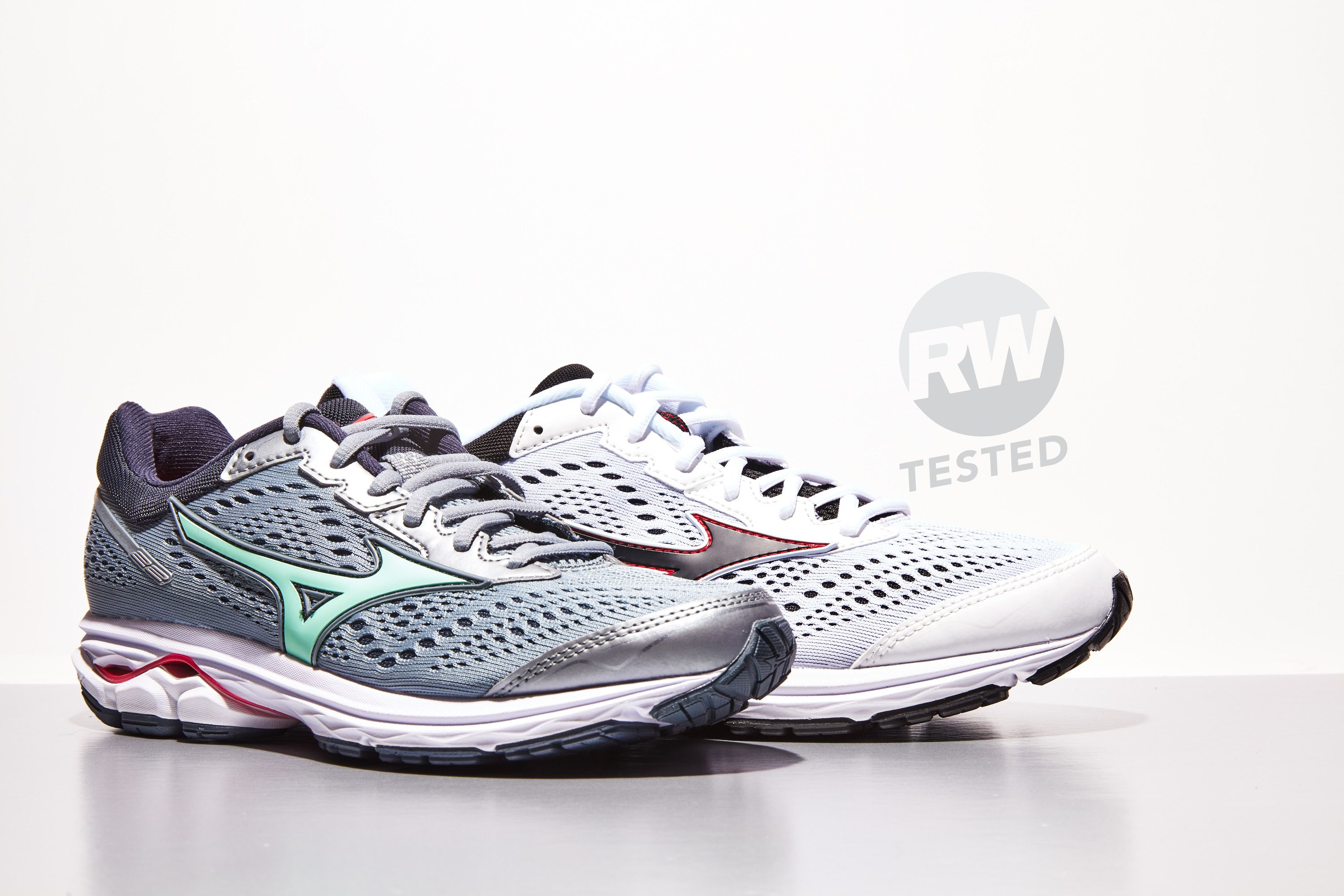 mizuno men's wave rider 22 review precio