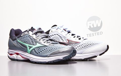 6b15430b Mizuno Wave Rider 22 Review — Cushioned Running Shoes
