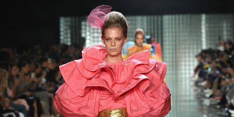 Runway, Fashion, Fashion show, Fashion model, Public event, Event, Fashion design, Haute couture, Performance,