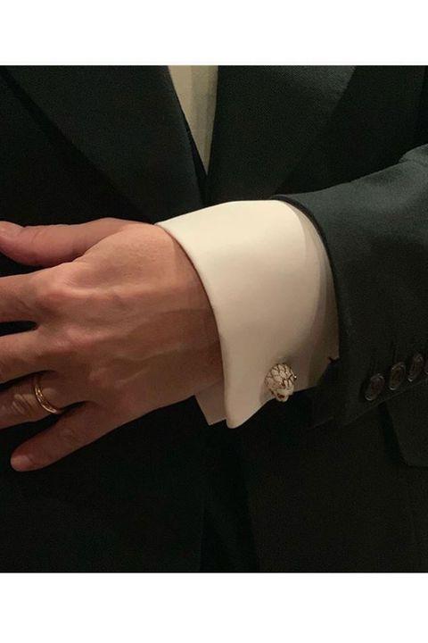 マーク・ジェイコブス 結婚式 アニマル婚