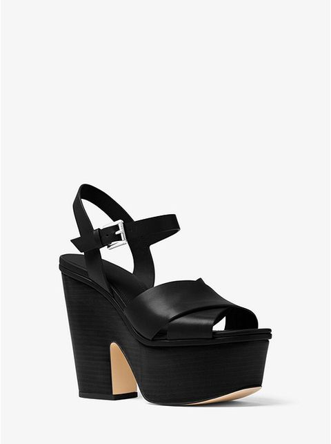 Footwear, Slingback, High heels, Shoe, Sandal, Mary jane, Wedge, Leather, Basic pump, Court shoe,