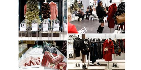 Fashion, Street fashion, Fur, Footwear, Boutique, Fashion design, Fur clothing, Textile, Display window, Outerwear,