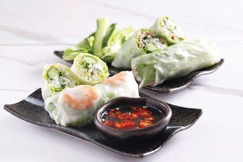 姐妹花越南創意料理