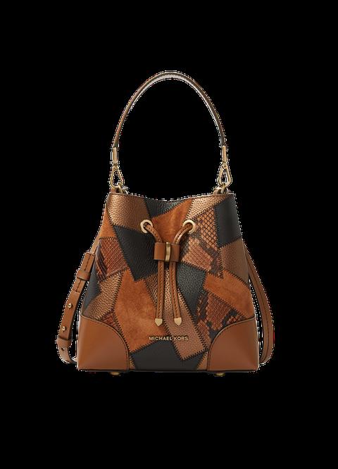 Handbag, Bag, Hobo bag, Brown, Shoulder bag, Fashion accessory, Tan, Leather, Material property, Beige,