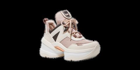 Shoe, Footwear, White, Sneakers, Beige, Walking shoe, Outdoor shoe, Brown, Athletic shoe, Sportswear,