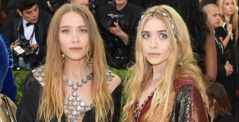 Mary Kate And Ashley Olsen Are Perfect As Ever At The 2018