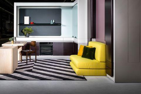 mkca miniapartamento apartamento pequeño multifuncional