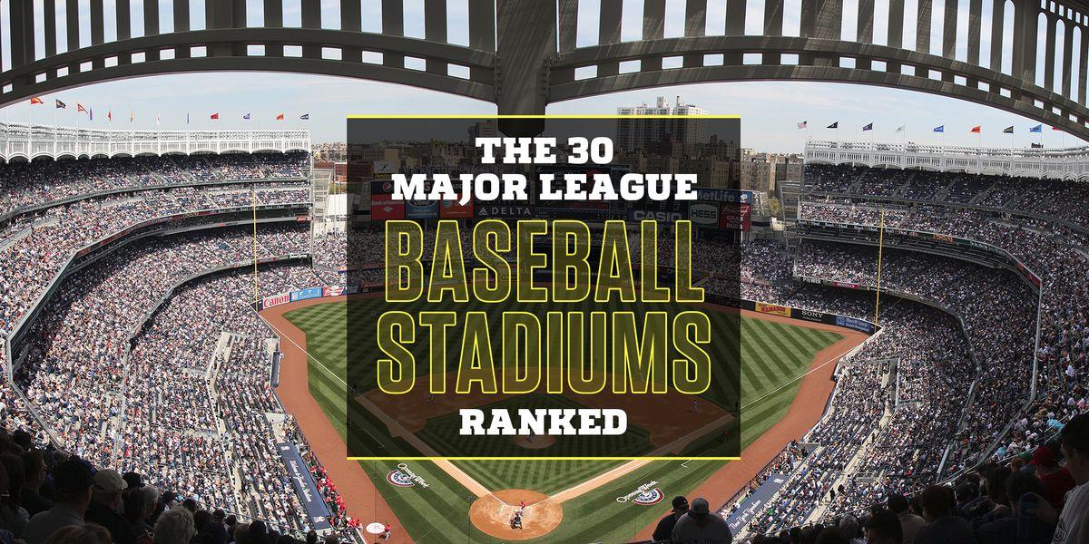 f19736287371 The 30 Major League Baseball Stadiums