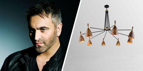 Corbett Lighting x Martyn Lawrence Bullard