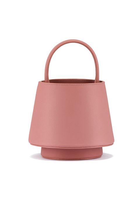 Handbag, Bag, Pink, Footwear, Fashion accessory, Slingback, Tote bag, Leather, Shoe, Birkin bag,