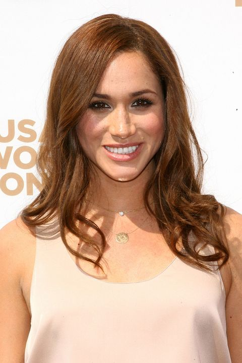Meghan Markle Hair Timeline 17 Best Meghan Markle Hairstyles