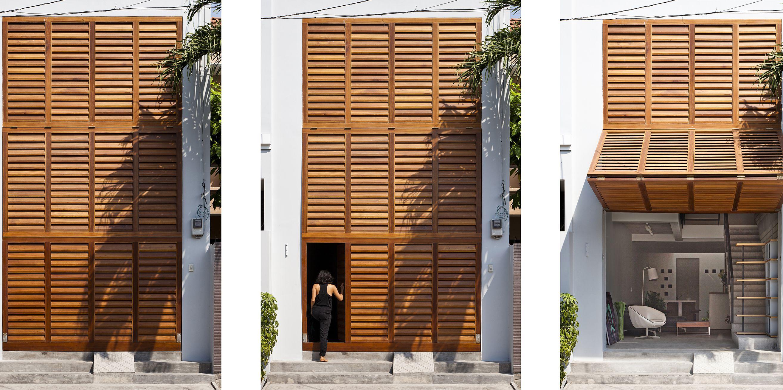5 formas originales de abrir una puerta (o hasta la pared)