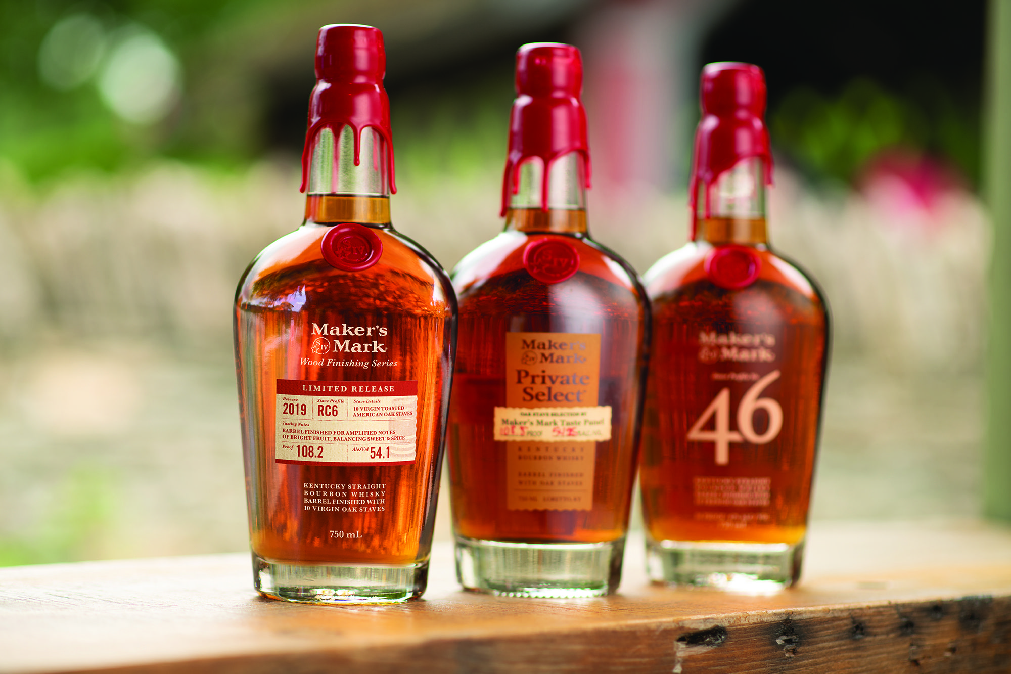 Maker's Mark 2019 Release Bourbon Is a Big Bet on the Future of Whiskey