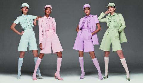 Clothing, Uniform, Fashion, Workwear, Sleeve, Nurse uniform, Fashion design, Service,