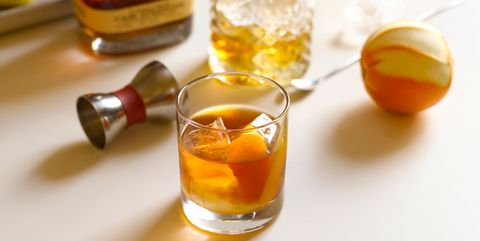 Drink, Old fashioned, Godfather, Alcoholic beverage, Distilled beverage, Liqueur, Whiskey sour, Amaretto, Food, Crodino,