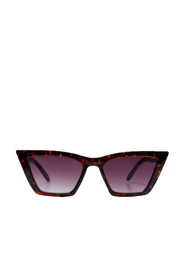 Zara Square cat-eye sunglasses