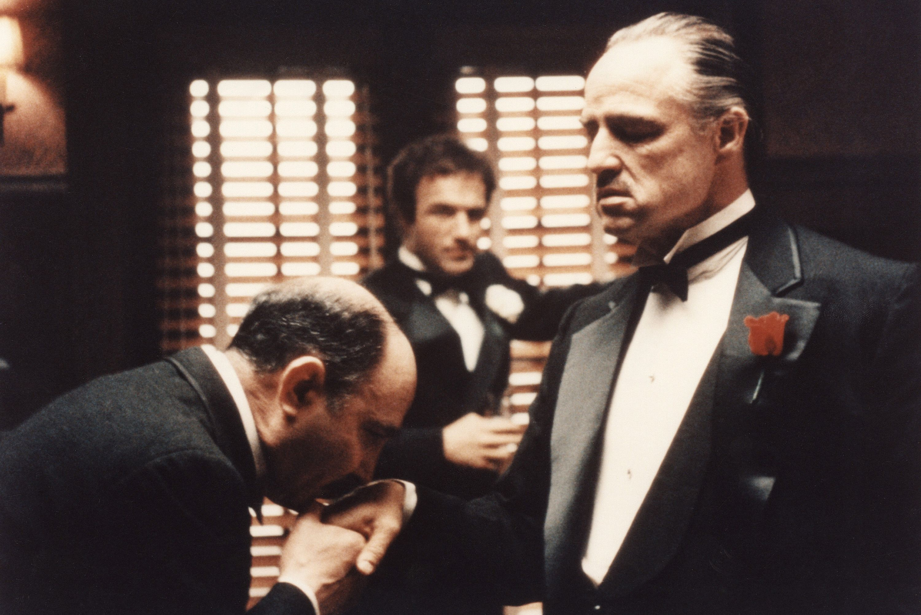 Watch Now The first film of Francis Ford Coppola's epic Mafia trilogy, adapted from Mario Puzo's book, launched Al Pacino and Robert DeNiro to superstardom, and brought us a whole new Marlon Brando as Don Corleone. The film that inspired a thousand marble-mouthed Brando impressions, it's the mob movie you can't refuse…