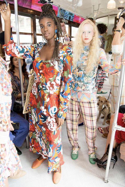 Clothing, Fashion, Street fashion, Fashion design, Fashion show, Footwear, Fashion model, Event, Hippie, Eyewear,