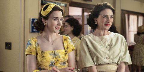 The Marvelous Mrs. Maiselserie tv cast foto trama