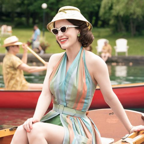 Marvelous Mrs Maisel-Rachel Brosnahan