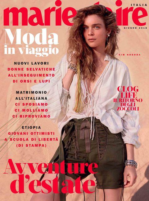 Marie Claire Italia L Editoriale Del Mese Di Giugno 2018