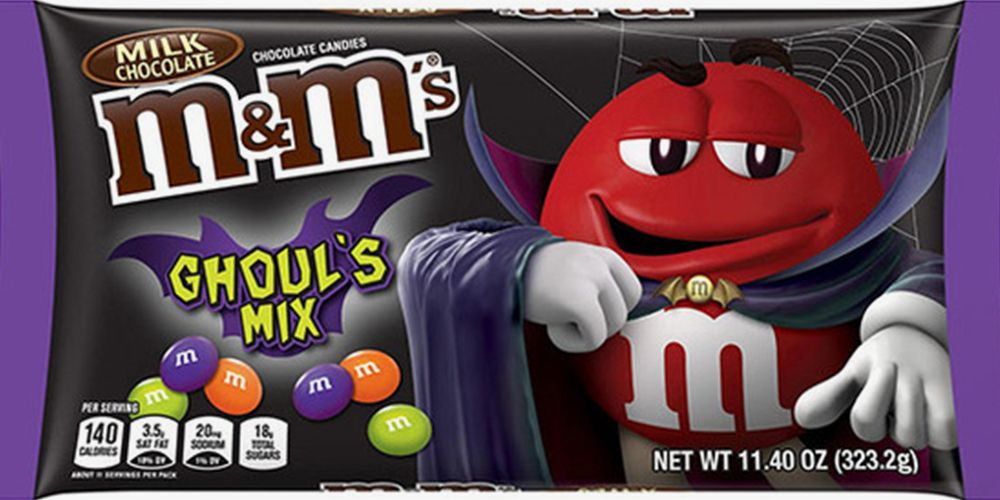 M&M's Ghoul's Mix Is Back to Add a Festive Flair to Your Candy Bowl This Halloween