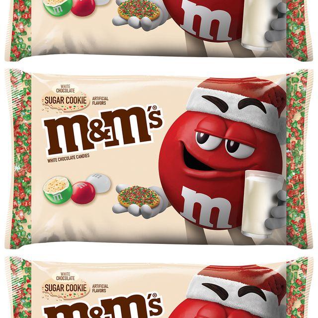 mm's sugar cookie christmas candies