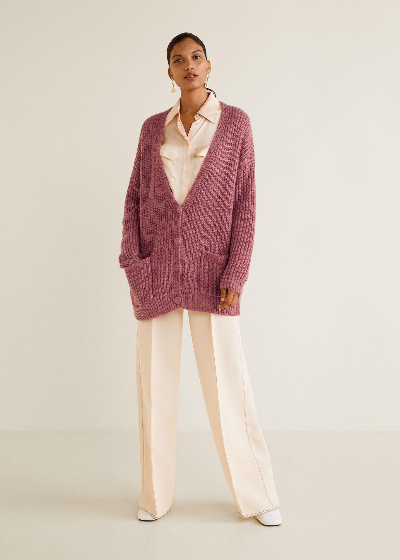 moda maglie inverno 2019, tendenza maglie mohair 2019