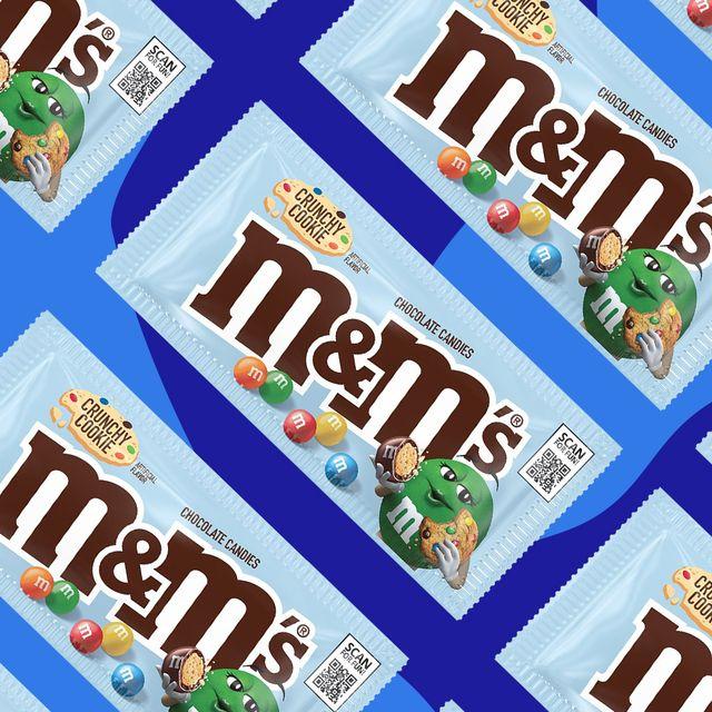 mnm cookie crunch flavor chocolate