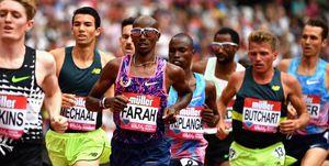 IAAF standards athletes reaction
