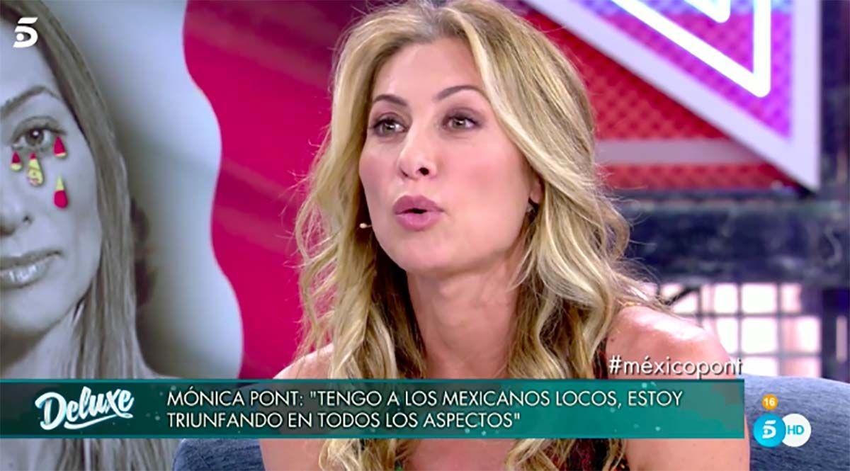 Mónica Pont se marcha a vivir a México