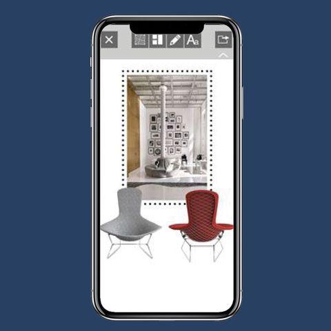 Mejores App de diseño de interiores: aplicación de tablero morpholio