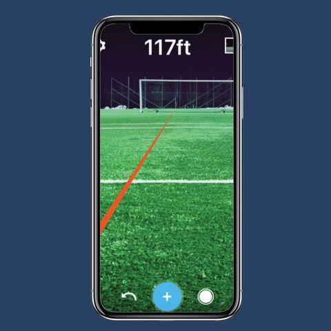measured app
