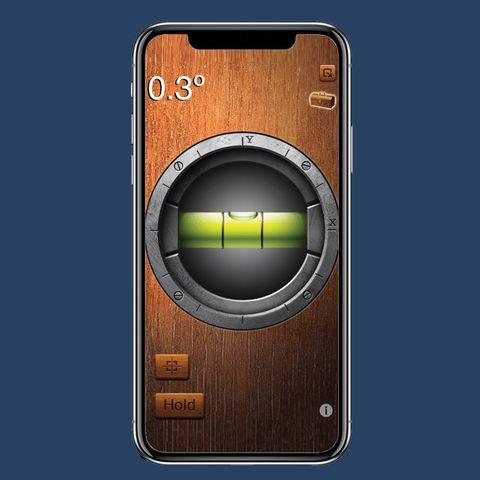 Mejores App de diseño de interiores: aplicación de nivel ihandy